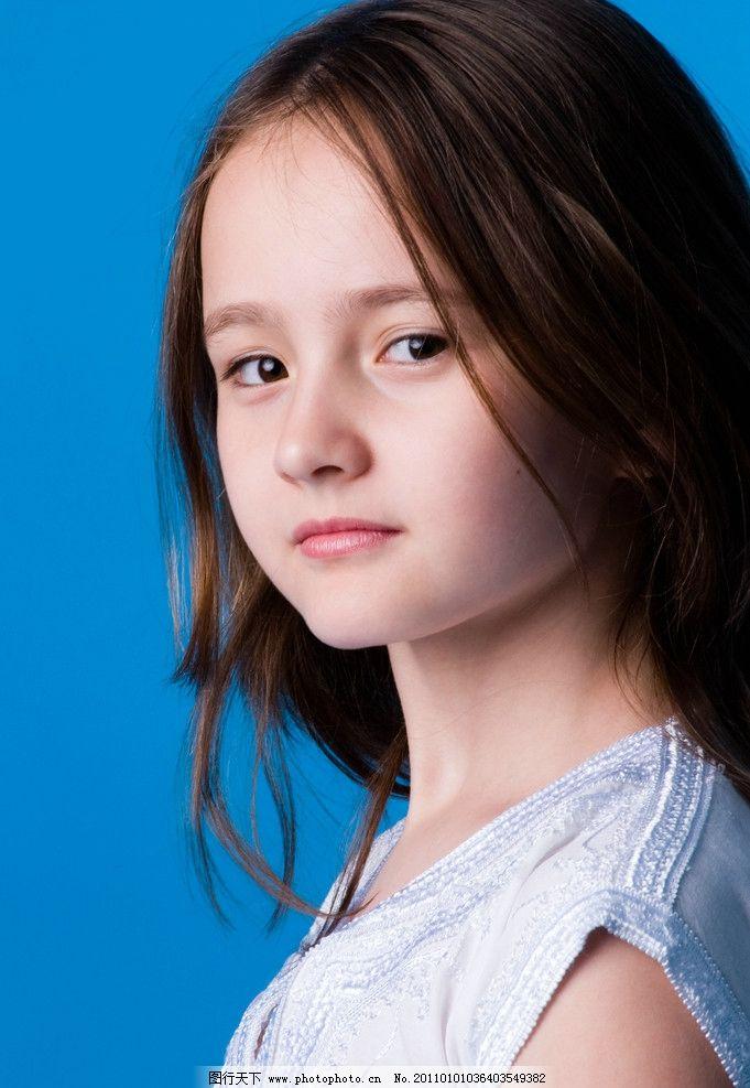 清纯女孩 漂亮 小孩子 小孩 儿童 国外小孩 儿童摄影 儿童写真 外国