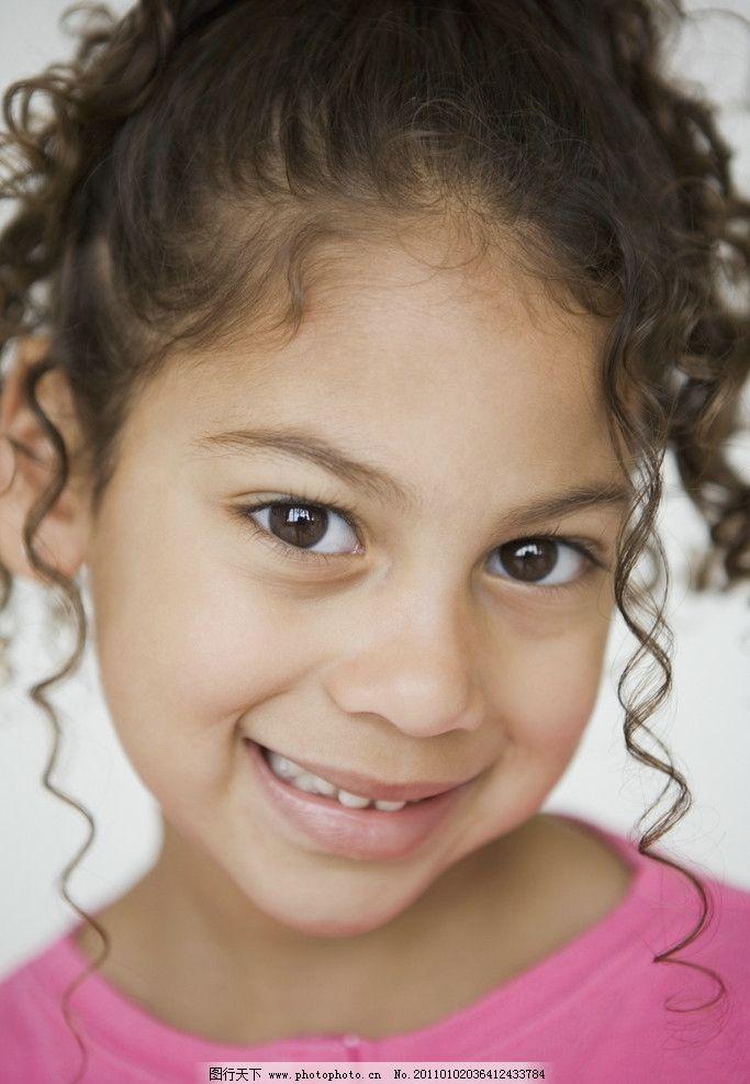人物图库 人物摄影  快乐儿童 小女孩 儿童 微笑 笑脸 女孩 外国小孩