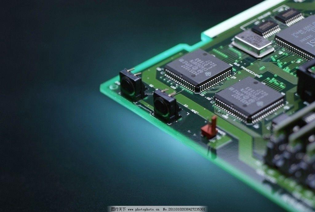 电子电板 电路板 接线板 工业生产 现代科技 设计 72dpi jpg