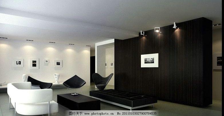西方现代家具 家居设计 装饰设计 客厅效果图模型 沙发 室内模型 3d