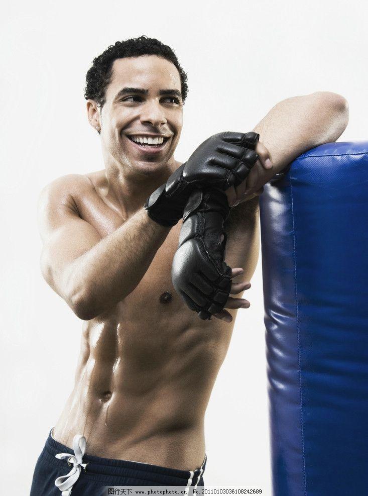 拳击运动员 拳击手 拳击