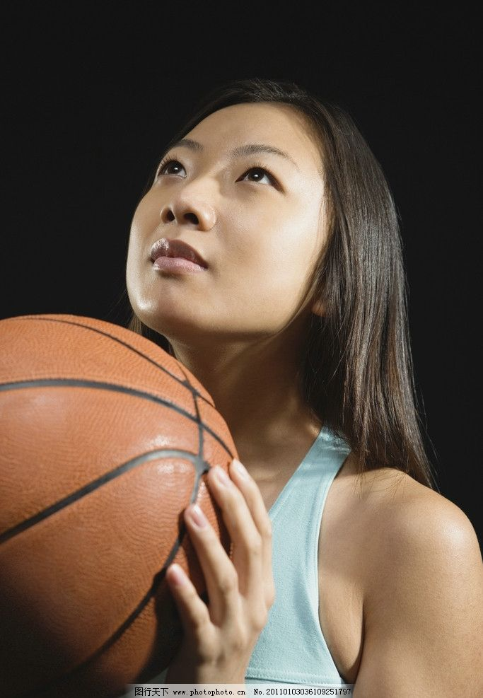 篮球宝贝 篮球运动员 篮球 运动员 运动 女人 女性 国外女性 女运动员
