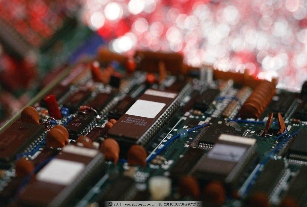 电子电板图片
