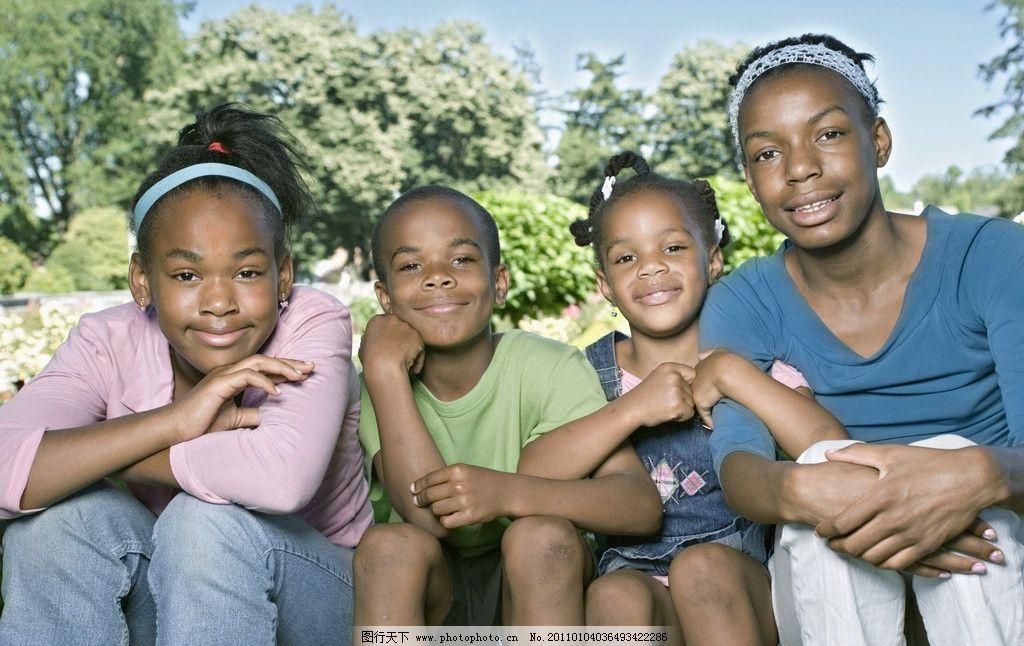 非洲儿童图片,小女孩 黑人小女孩 黑人小男孩 小伙伴