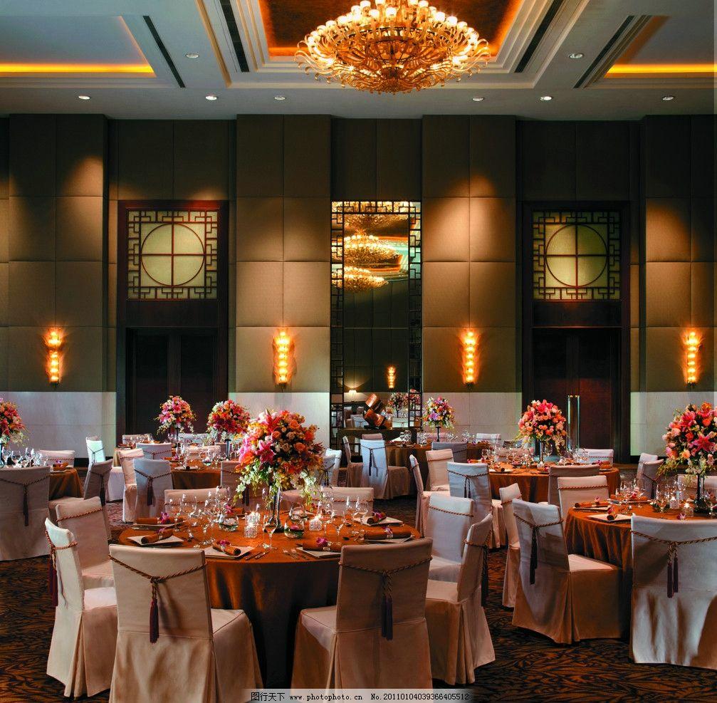 宴会厅 酒店设计 五星级酒店 水晶灯 香格里拉酒店 背景墙设计 北京