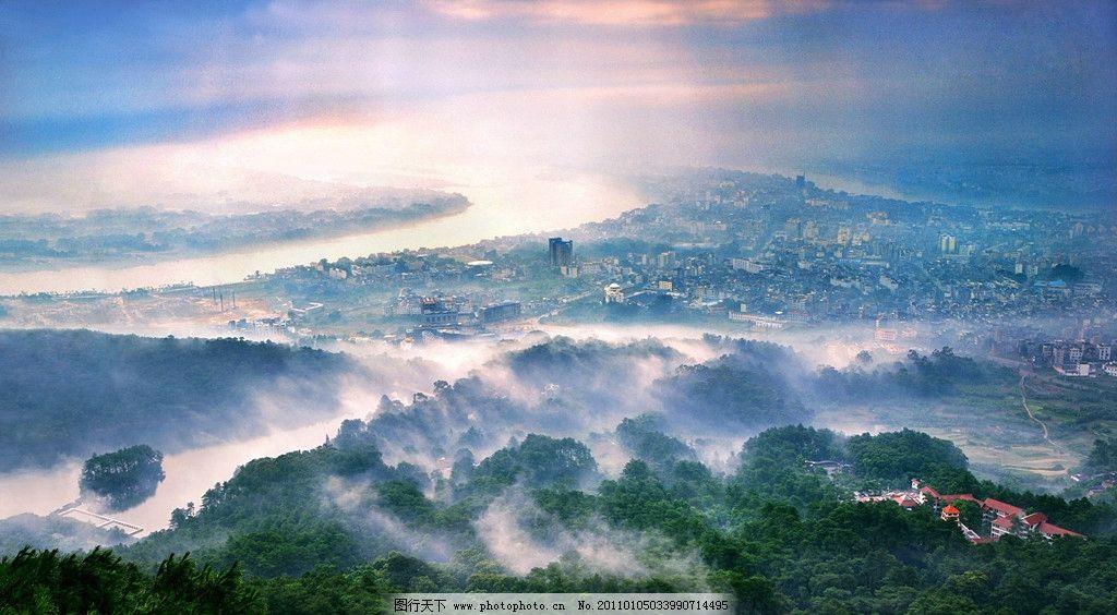 广西 桂平 西山 松树 山水 旅游 风光 白石山 大藤峡 瑶族 风景 桂平