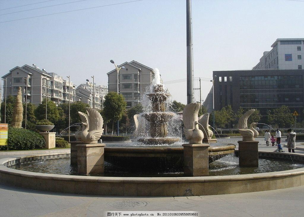 水景喷泉雕塑su模型 图片合集图片