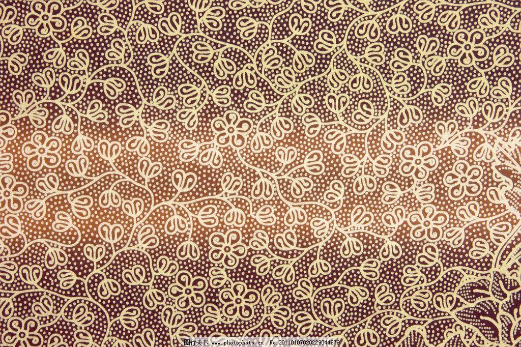布料花纹 面料花纹 手绘花纹