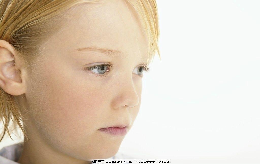 漂亮小美女 小学生 孩子 儿童 可爱孩子 小女孩 明亮眼睛 嘴唇