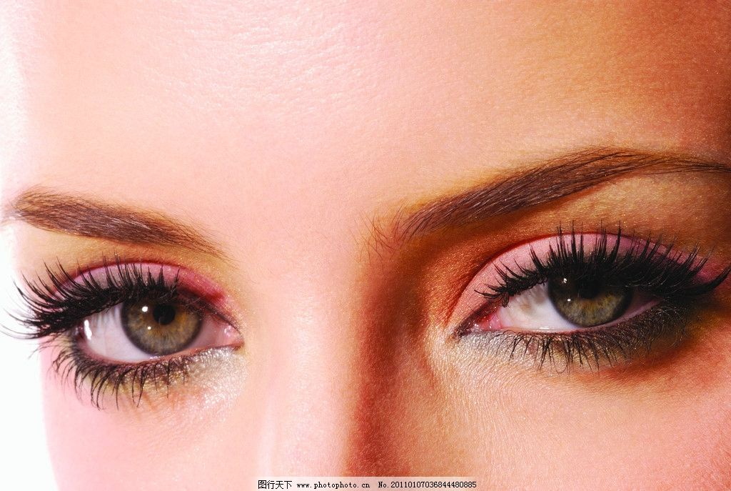 明亮眼睛 眼睛 眼球 眼珠 眼影 眼神 睫毛 美容 化妆 打扮 人眼 迷人 眉毛 眼睫毛 美丽眼睛 眼睛特写 眼睛美女 心灵窗口 脸部 美女 美人 时尚 魅力 气质 高贵 尊贵 女人面部特写 女性女人 人物图库 摄影 350DPI JPG