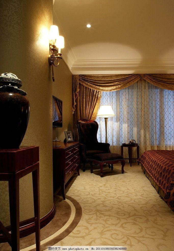 床上摆设 公寓 家装设计 室内设计实景拍摄资料 酒店设计 五星级酒店
