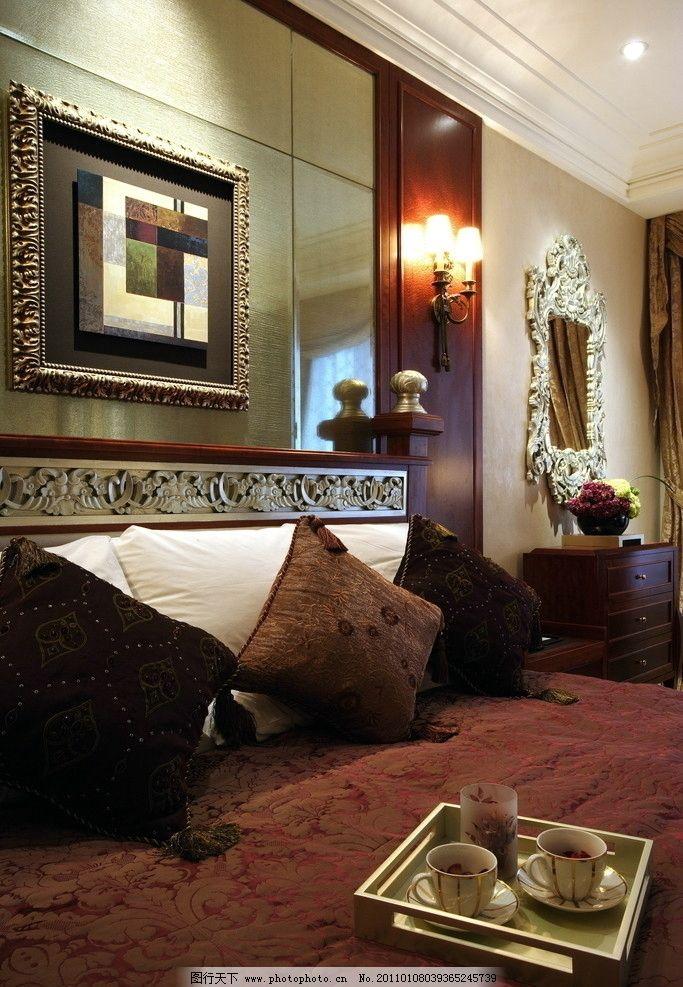 卧室图片,酒店卧室 豪华酒店 欧式卧室 家具 床 装修