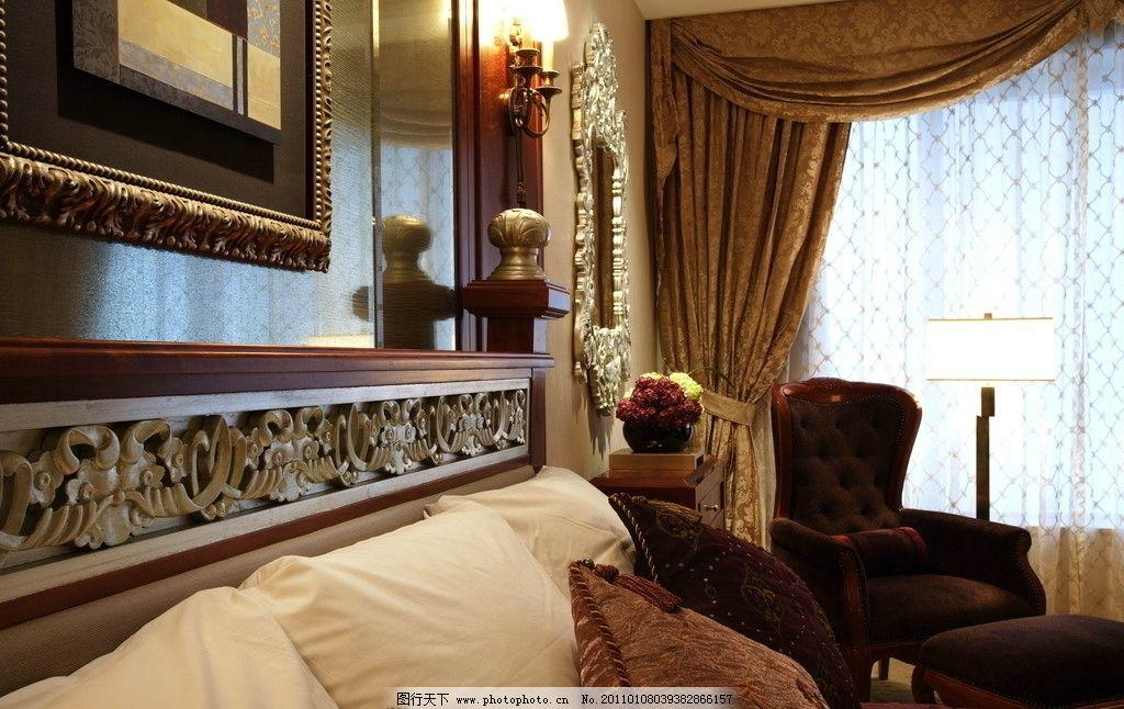 卧室图片,酒店卧室 室内设计 豪华酒店 欧式卧室 家具