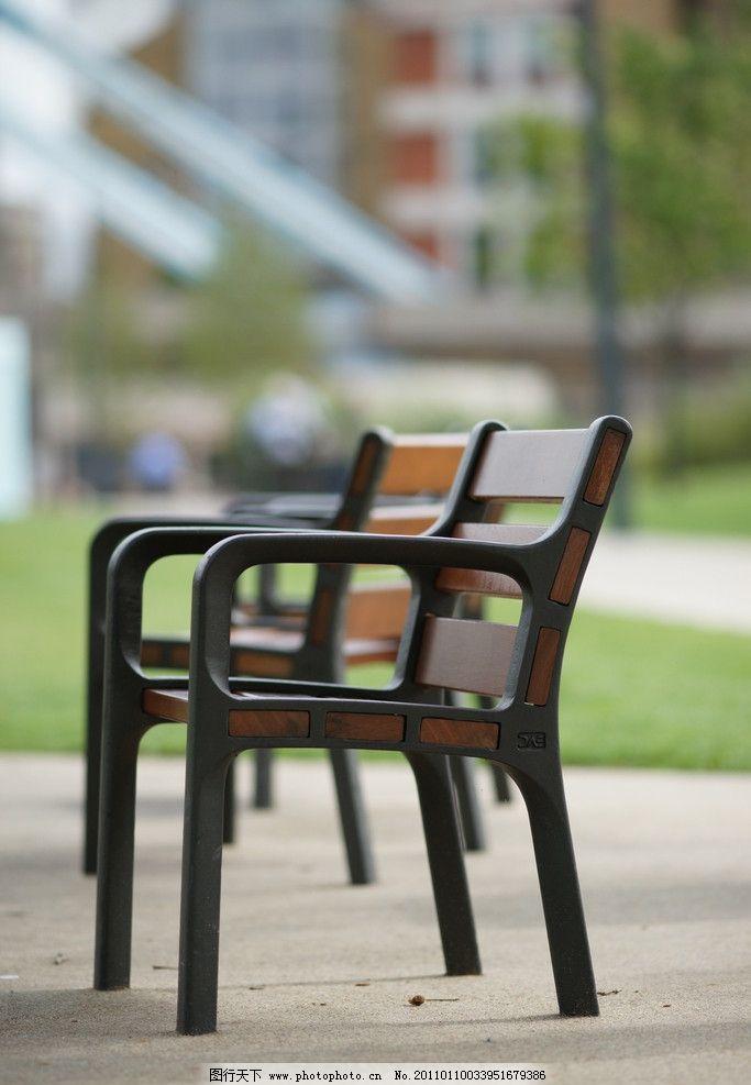 公园的椅子图片