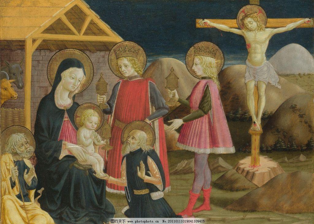 基督 十字架 人物油画 崇拜基督君王 钉在十字架上 画像 人物肖像 油画 欧洲油画 珍藏 壁画 精品 装饰画 美术 精美油画 名画 名作 艺术品 欧式绘画 绘画书法 文化艺术 设计 300DPI JPG