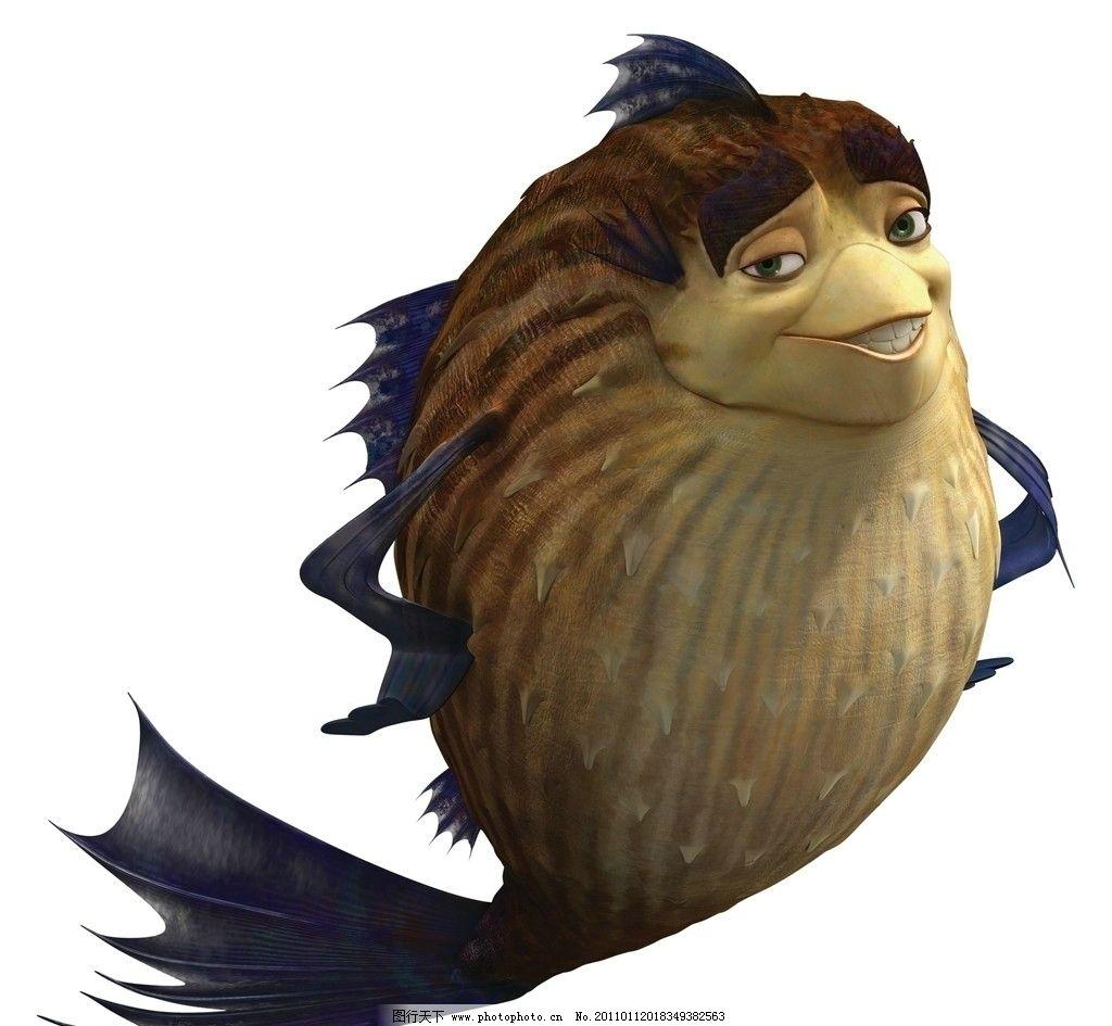 海底总动员 动画鱼 动画 动漫人物 动漫动画 设计 72dpi jpg