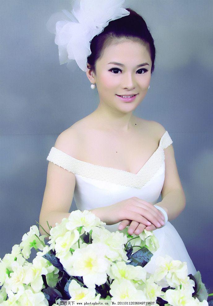 新娘子图片