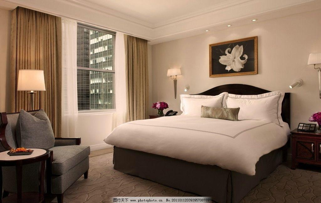 总统套房欧式床头背景造型图片