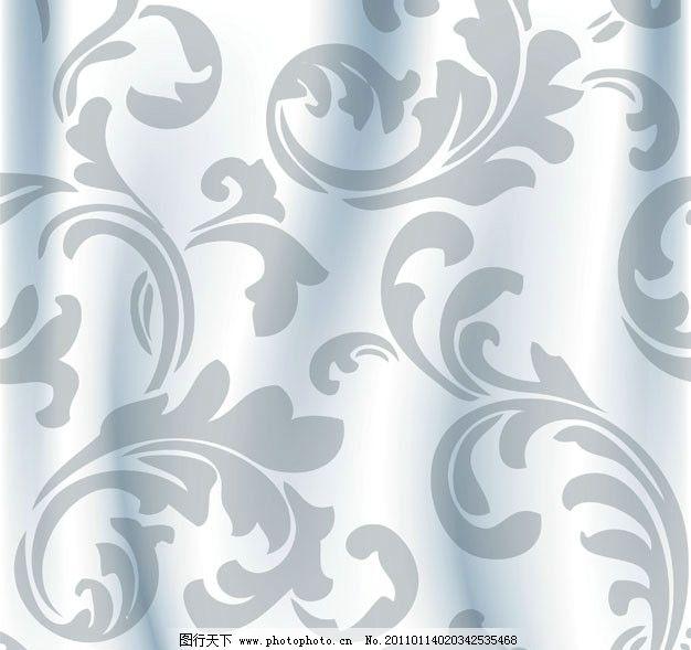 花纹 花边 布纹 欧式 底纹 边框 时尚 传统 绸缎 背景 花纹花边 底纹