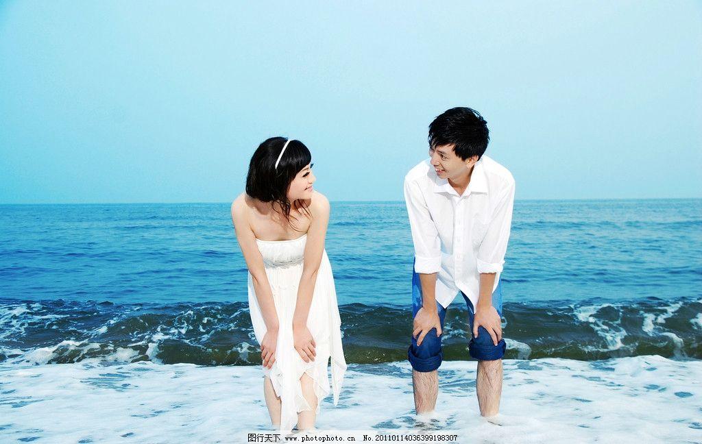 明星偶像  海边婚纱样片 海景 海边 婚纱样照 婚纱样片 情侣照 结婚照