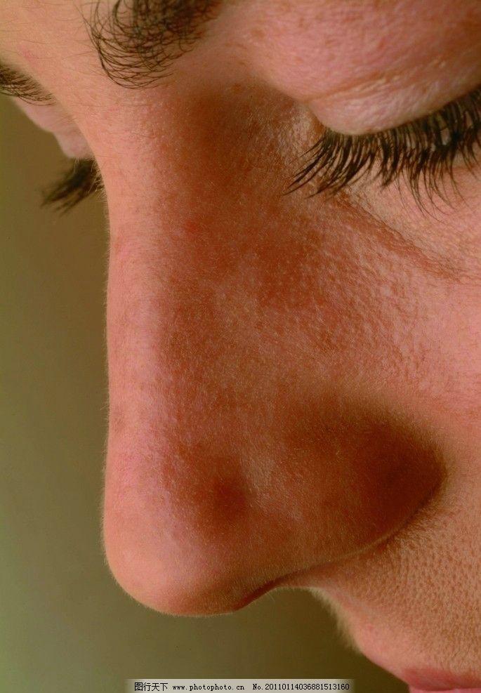 鼻子特写 鼻子 高鼻梁 美女鼻子 女人鼻子 眼睛 女性部位特写 女性