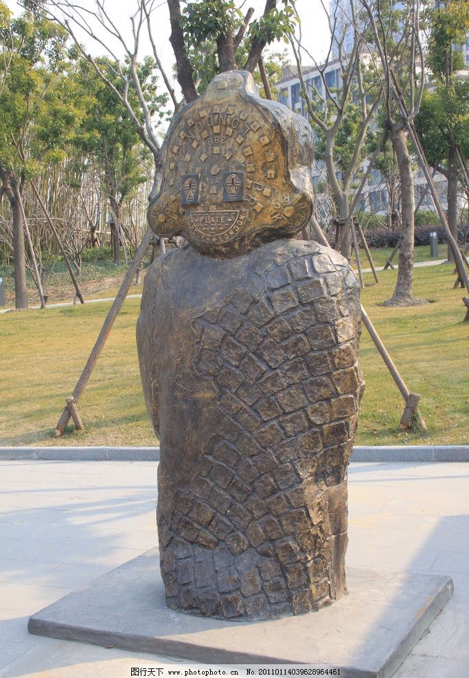 世界儿童 雕塑图片