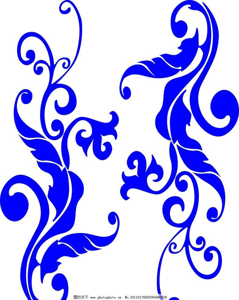 花纹 移门花纹 窗户花纹 电视背景墙 装饰花纹 美术绘画 文化艺术