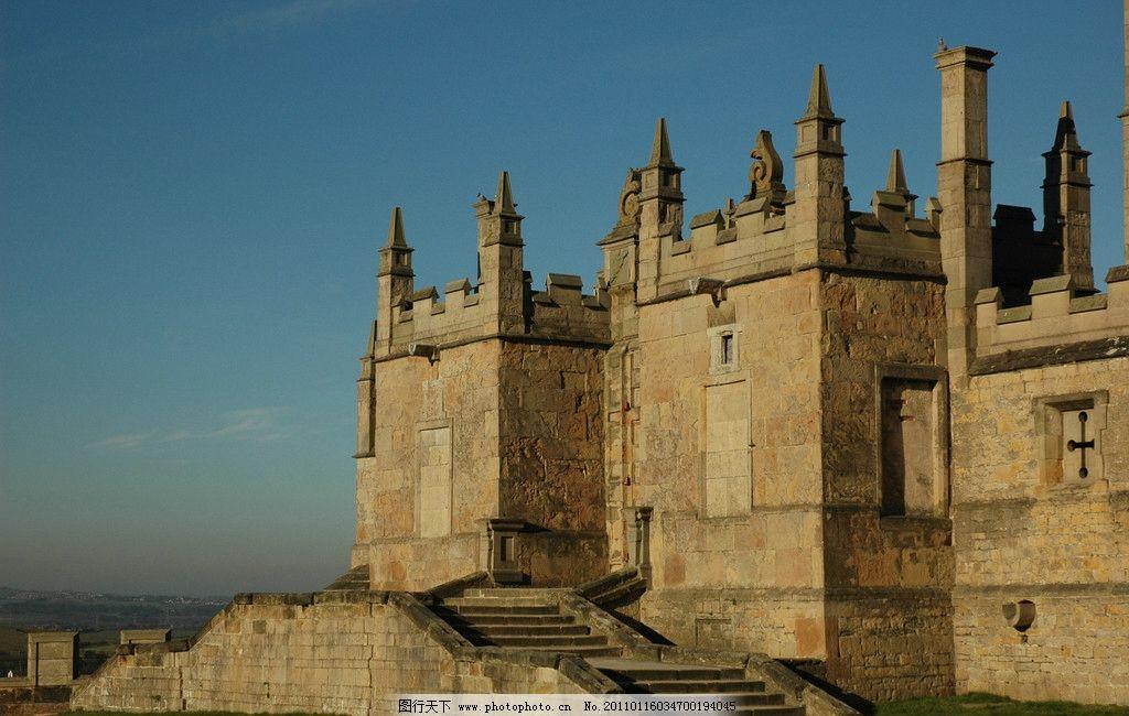 古代城堡图片