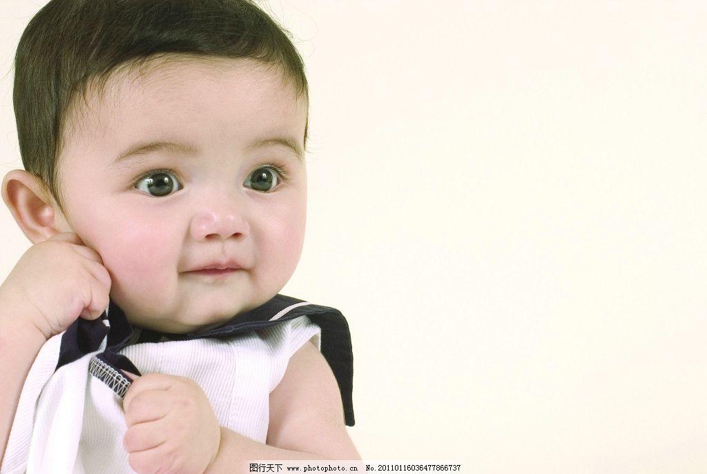 玩耍的可爱宝宝婴儿图片