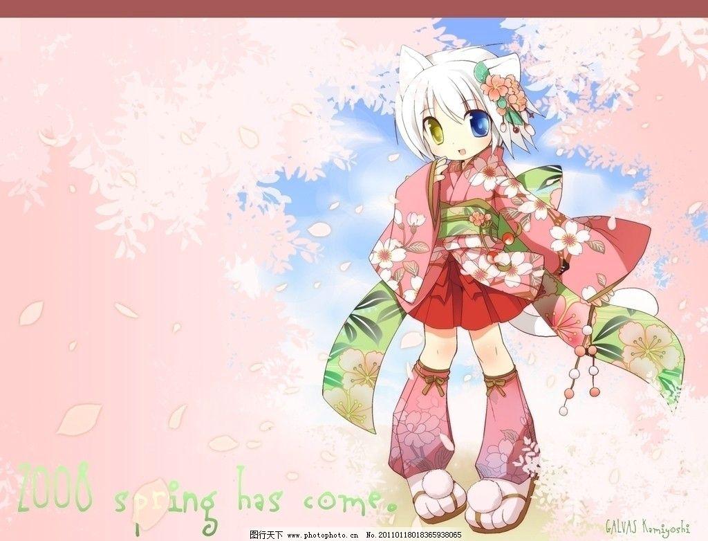 cg美少女 日本动漫 动画 日本卡通 美女 女人 动漫美女 卡通人物