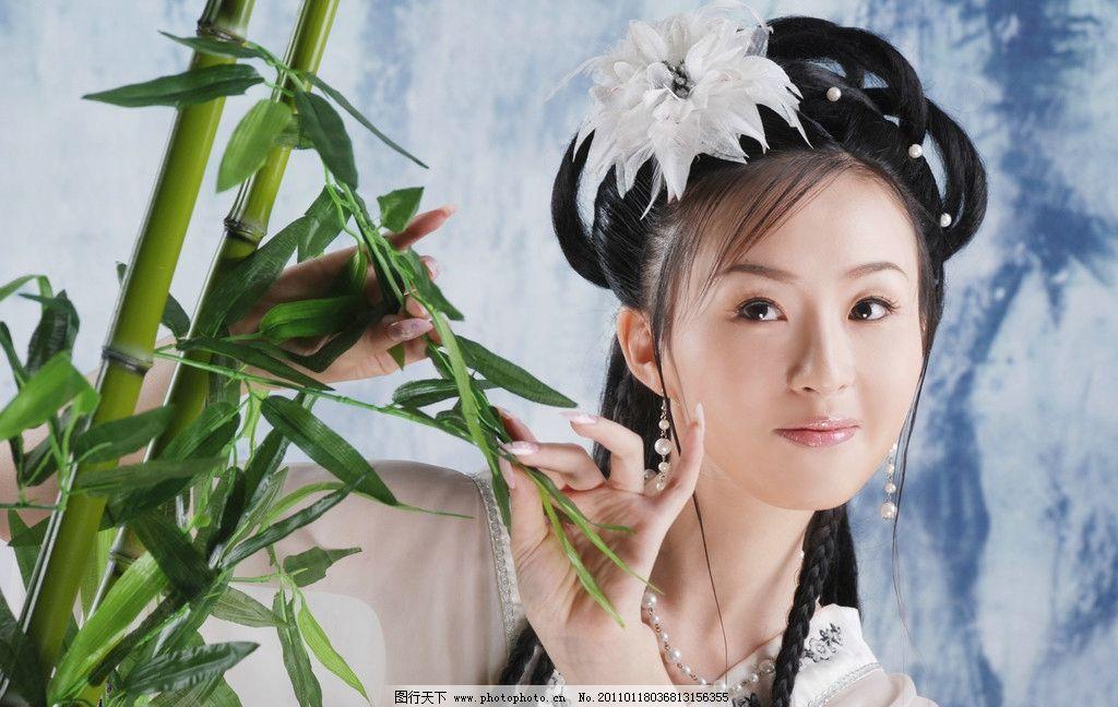 古装艺术照 写真 影楼 清纯 古典美女 中国风 青春写真 美女艺术照