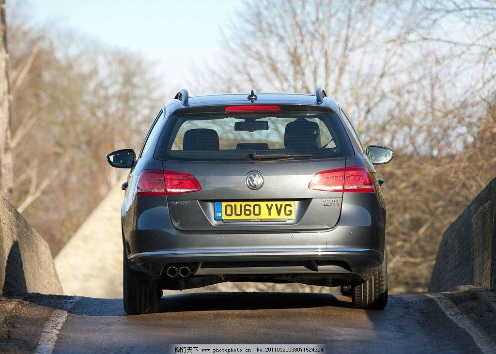 大众新帕萨特旅行版 汽车 名车 德国 大众汽车 摄影