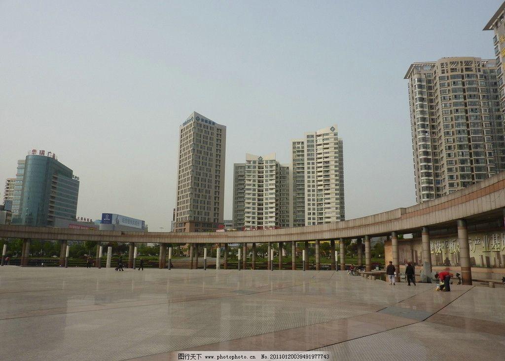 合肥胜利广场 合肥 广场 安徽 城市 建筑 高楼 立柱 大理石 弧形 建筑