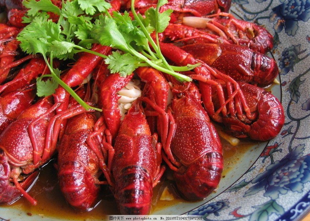 小龙虾 苏州/香辣小龙虾图片