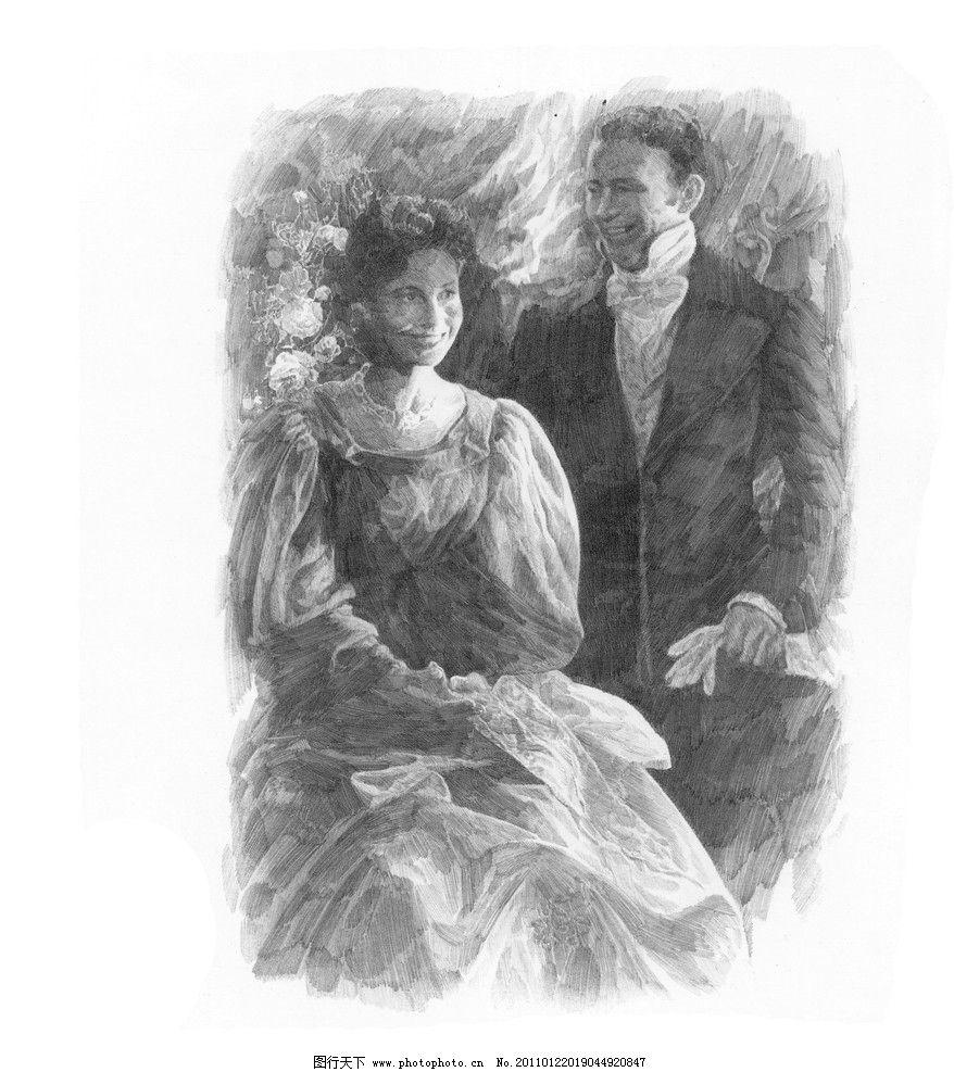 场景素描 经典素描 素描头像 头像素描 素描 素描场景 头像 肖像 人物 老外 线描 线稿 线条 人头像 大师作品 大师范画 范画 服装 衣服 美女 女人 妇人 妇女 男人 经典素描作品 绘画书法 文化艺术 设计 72DPI JPG