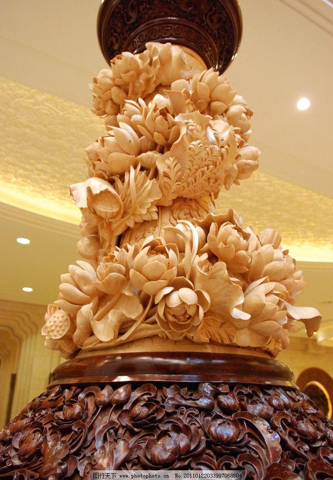 东洋木雕2图片