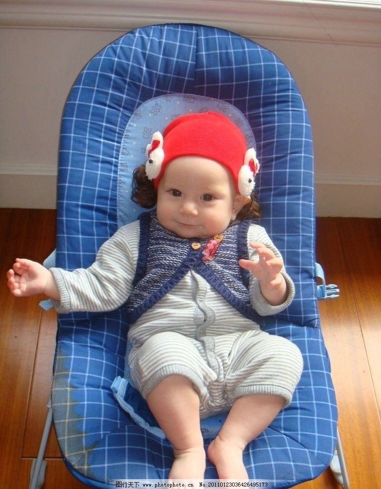 外国儿童 可爱小女孩图片_人物摄影_人物图库_图行
