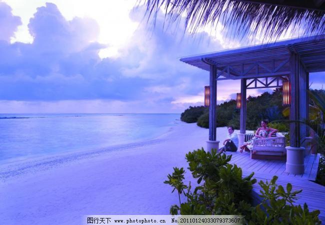 风景拍摄 海边 大海 岛屿 海滩 沙滩 景观 蓝天白云 植物 三亚 海南