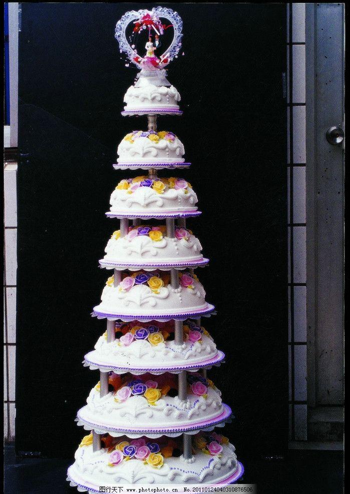 婚庆蛋糕 欧式蛋糕 水果蛋糕 餐饮美食 其他 西餐美食 摄影 400dpi ti