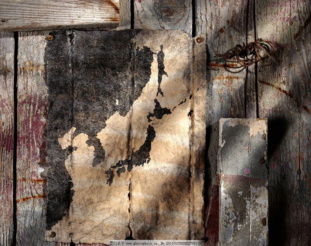 旧木板 木板 木头 背景 底纹 旧纸 纹理背景 木框 纹理 材质 纹路