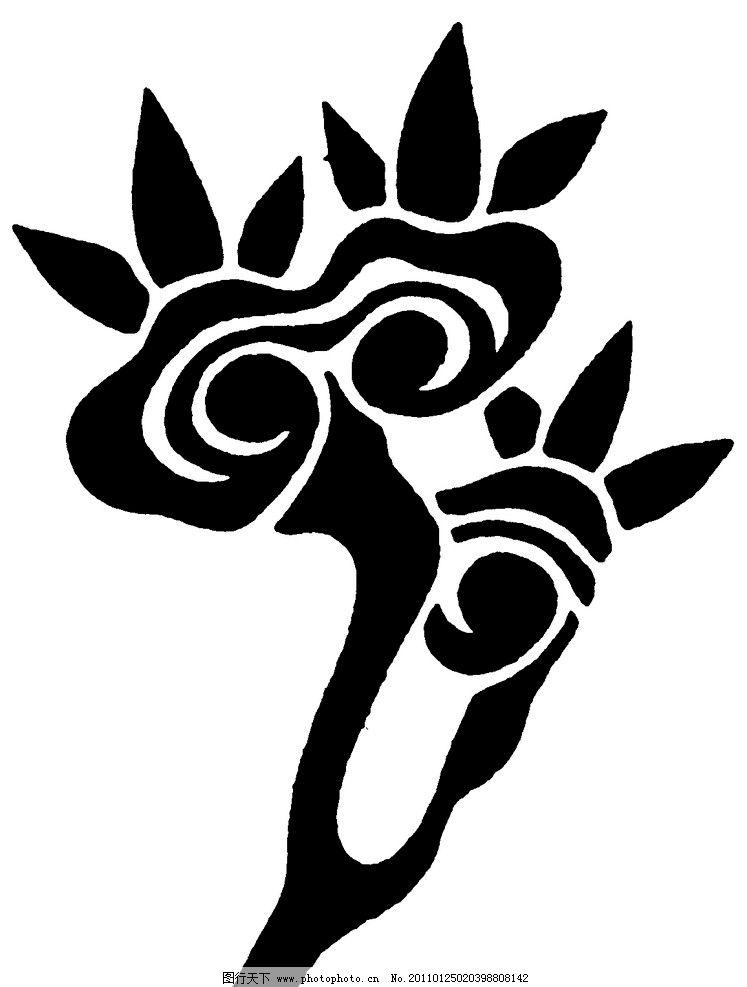 中式古典纹样 中式 古典