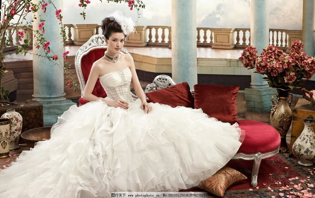 新娘新郎婚纱图片素材_婚纱照图片 新郎新娘