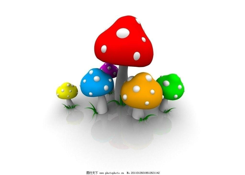 幼儿园卫生纸手工制作蘑菇