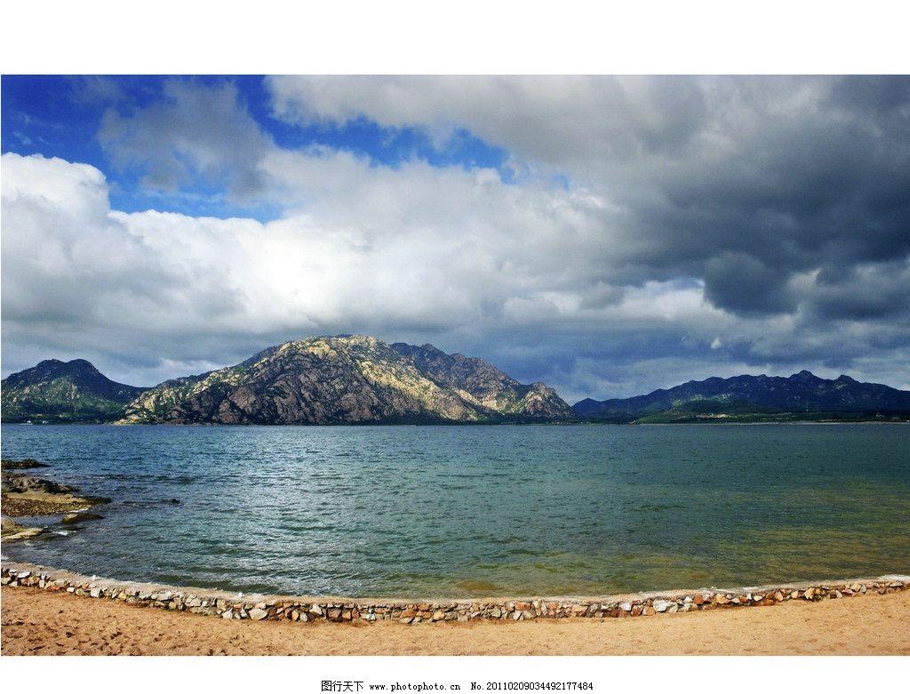 雨过天湖 山东 莒南 天马岛 天湖 雨后 初晴 山水风景 自然景观 摄影