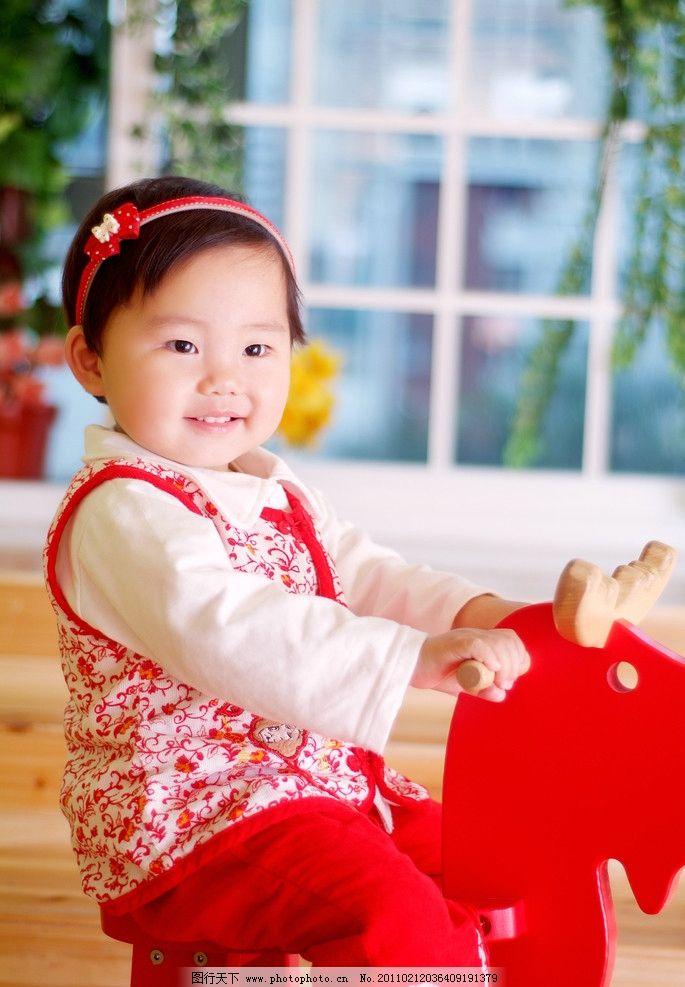 宝贝 可爱 写真 艺术 可爱宝贝 百天 半岁 周岁 儿童摄影 大眼睛 儿童