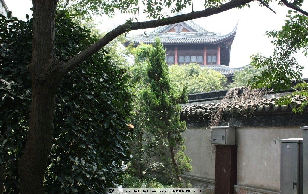 苏州园林 风景 园林 虎丘 江南 建筑 古居 园林建筑 建筑园林 摄影 72