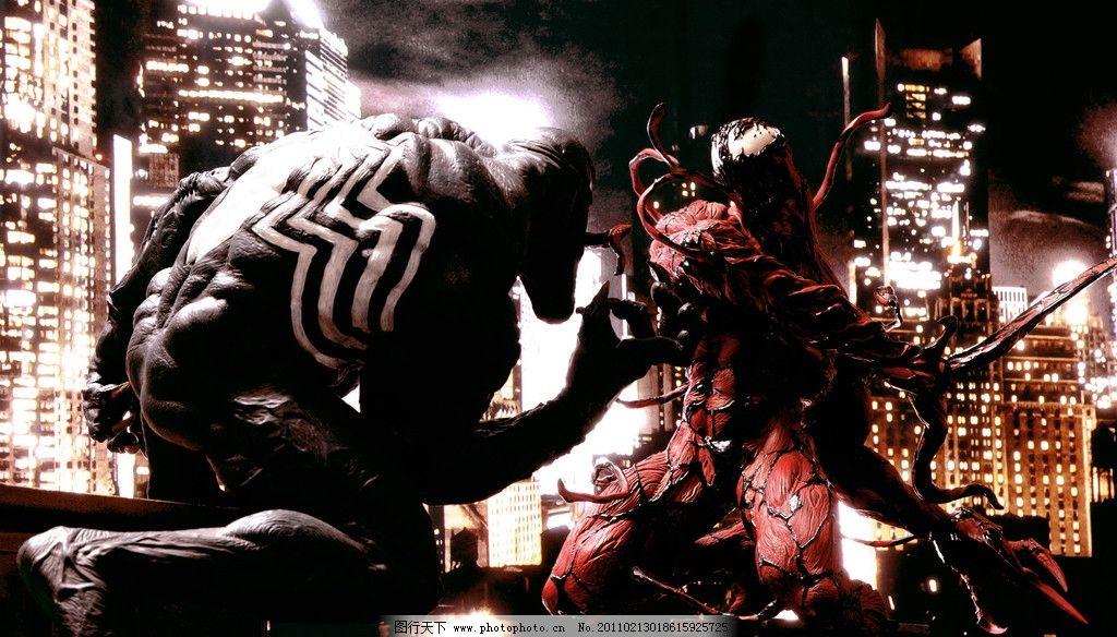 蜘蛛侠大屠杀 网游 游戏 毒液 其他 动漫动画 设计 300dpi jpg