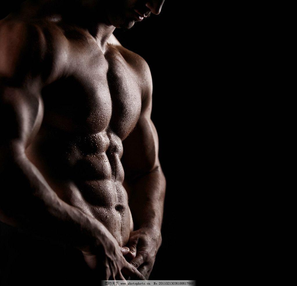 健美运动员图片