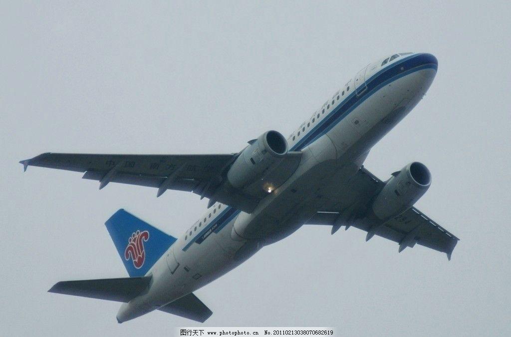 南航飞机a320图片