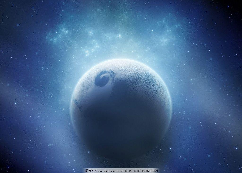 梦幻星球星空背景 梦幻 星球 星空 背景 奇幻 素材 科幻 行星 太空